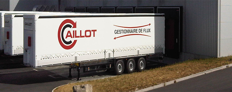 Les Transports Caillot certifiés ISO 9001, ISO 14001, ISO 22000, IFS Logistique