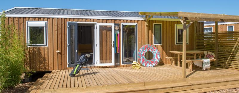 Le camping Les Grenettes du groupe Sea Green labellisé Etablissement de Confiance