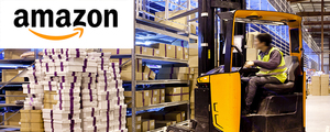 AMAZON France Logistique est certifié par DEKRA Certification pour son activité de tests CACES®