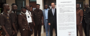 La Direction Générale des Douanes et Droits Indirects du Bénin certifié ISO 9001 : 2008