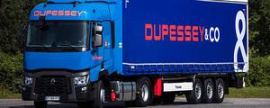 DUPESSEY & CO certifié ISO 50001 : 2018 par DEKRA Certification