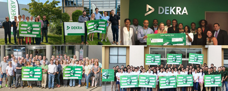 DEKRA Certification Global Safety Day !