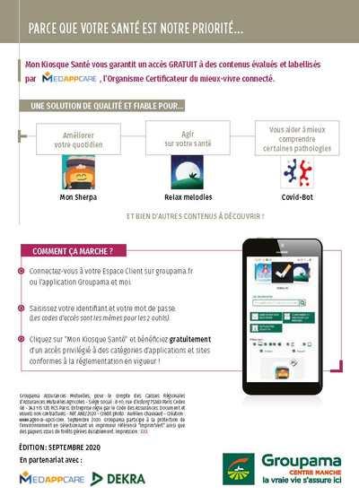 Groupama Flyer Kiosque Sante Page 2