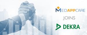 MEDAPPCARE rejoint DEKRA Certification