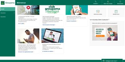 Mon Kiosque Sante Groupama - store applications mobiles certifiees