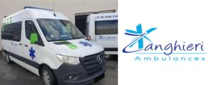 La société AMBULANCES ZANGHIERI obtient la certification ISO9001