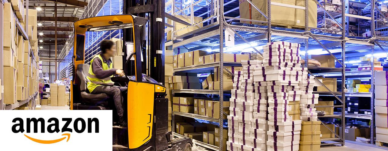 AMAZON France Logistique fait confiance à DEKRA Certification